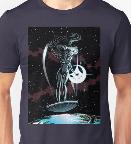 Lady Surfer Unisex T-Shirt