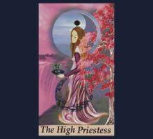 THE HIGH PRIESTESS One Piece - Short Sleeve