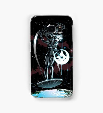 Lady Surfer Samsung Galaxy Case/Skin