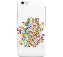 FlowerPower - White iPhone Case/Skin