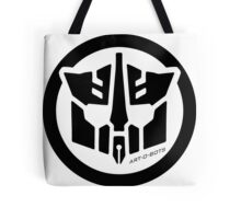 Art-O-Bots Tote Bag