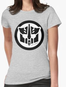 Art-O-Bots Womens Fitted T-Shirt
