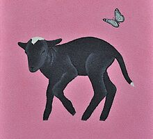 Little black sheep  by Trudi Hipworth