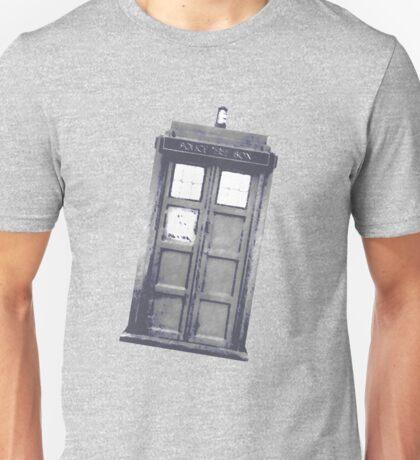Police box style 2 Unisex T-Shirt