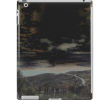 solarized arcadian vista iPad Case/Skin