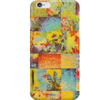 COLORFUL INDECISION 2 - Vibrant Wow Beautiful Abstract Acrylic Painting Collection Nature Rainbow iPhone Case/Skin