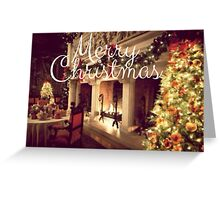 Merry Christmas Greeting Cards Greeting Card