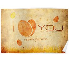 Happy Eggster Poster
