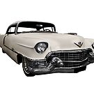 Caddilac - 1955 Coupe Sedan by axemangraphics