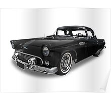 Ford - 1956 Thunderbird Roadster Poster