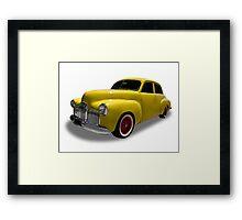 Holden - 1953 Sedan Framed Print
