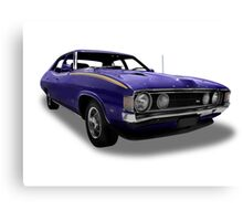 Ford - 1972 XA GS Falcon Canvas Print