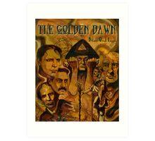 The Golden Dawn Art Print