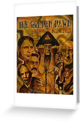 The Golden Dawn by aglastudio