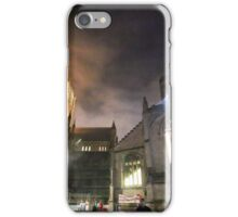 York Minster at night iPhone Case/Skin