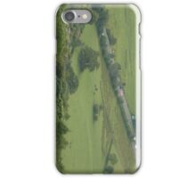 A drive through the countryside iPhone Case/Skin