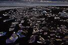 Diamonds on the Beach by Dean Bailey