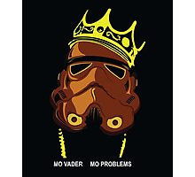 Star Wars V Notorious B.I.G Photographic Print