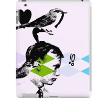 Poster hero iPad Case/Skin