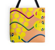 SELFIES Tote Bag