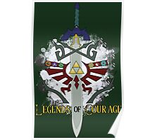 Legends of Courage  Poster