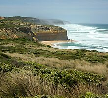 Gibson's Beach - Port Campbell NP VIC by OzNatureshots