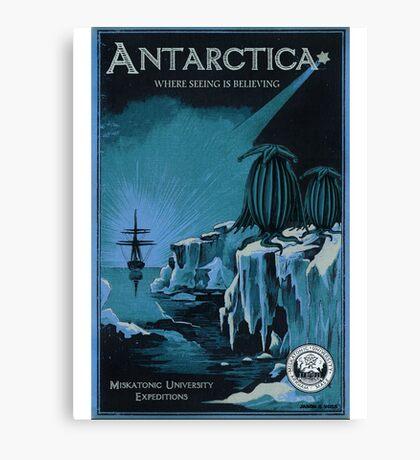 Antarctic Expedition Canvas Print