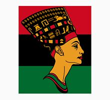 Queen Nefertiti RBG Design Unisex T-Shirt