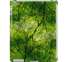 Tree Abstract iPad Case/Skin