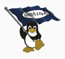W gnu/Linux by DezioAndrea