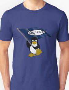 W gnu/Linux T-Shirt