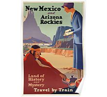 Vintage poster - New Mexico Poster