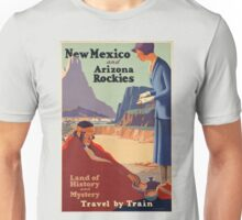Vintage poster - New Mexico Unisex T-Shirt