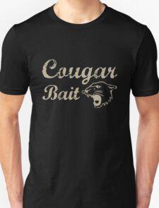 Cougar Bait. Adult Humor T-Shirt