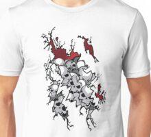 Skulls In Yer Gut Unisex T-Shirt