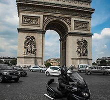 Place du Charles de Gaulle by BH Neely