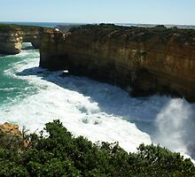 Loch Ard Gorge - Great Ocean Road VIC by OzNatureshots