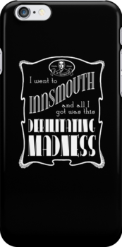 I Went To Innsmouth by Jeremy Owen