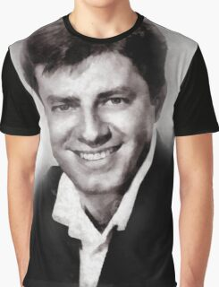 Jerry Lewis by John Springfield Graphic T-Shirt