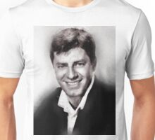 Jerry Lewis by John Springfield Unisex T-Shirt