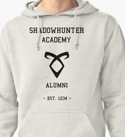Shadowhunter Academy Alumni Pullover Hoodie