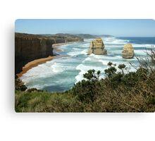 Twelve Apostles - Great Ocean Road VIC Canvas Print