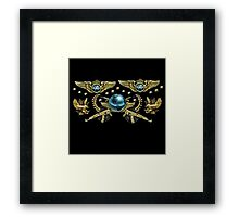 Global Supreme Legendary Eagle Master Guardian First Class Framed Print
