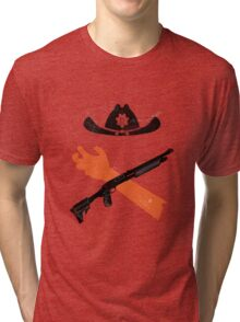 The Wandering Dead Tri-blend T-Shirt