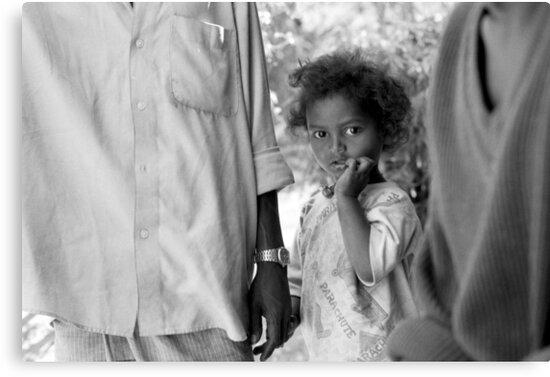 1999 - tribal child by moyo