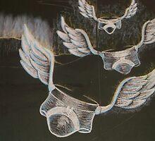 Flying undies by pantsman