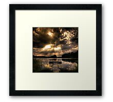"""Oh Seraphine..."" Framed Print"