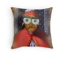 Intruders: Dante Throw Pillow