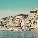 La Cinque Terre by Hayleyschreiber