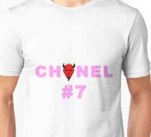 Chanel #7 (Scream Queens) Unisex T-Shirt